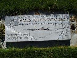 James Justin Atkinson