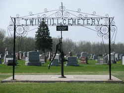 Twin Hill Cemetery