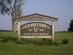 Fulton State Hospital Cemetery