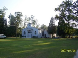 Second Mount Moriah Baptist Church Cemetery