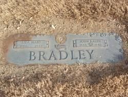 Mary Lida <I>Vaughan</I> Bradley