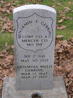 Benjamin Franklin Gerking
