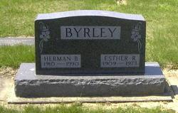 Esther R <I>Reser</I> Byrley