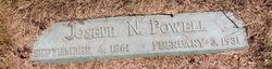 Joseph N Powell