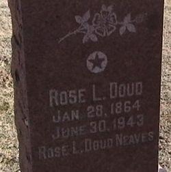 Rose L <I>Stamp</I> Doud Neaves