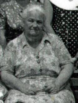 Goldie Mae <I>Toney</I> Fairfield