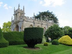 St Marys Chapel Sudeley Castle