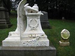 Jessie L. A. <I>Allen</I> Cassard