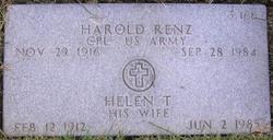 Helen T Renz