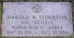 Harold Winfred Stockton