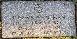 Jerome Wantman