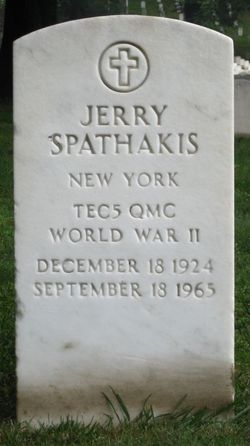 Jerry Spathakis