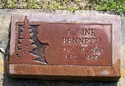 """Abraham Lincoln """"Link"""" Bennett"""
