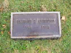 "Richard T. ""Dick"" Anderson"