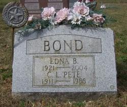 Edna B. Bond