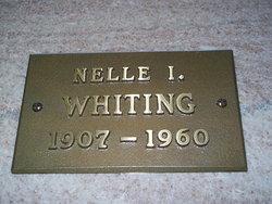 Nelle I. Whiting