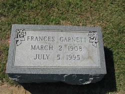 Frances Garnett