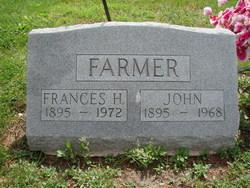 "Frances Henrietta ""Etta"" <I>Coleman</I> Farmer"
