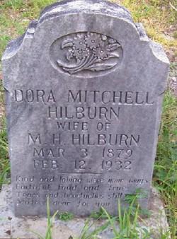 Dora Mitchell Hilburn