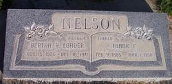 Frank Ferdinand Nelson