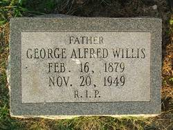 George Alfred Willis