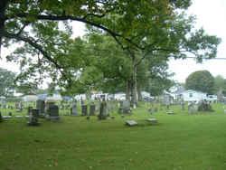 Milroy Presbyterian Cemetery