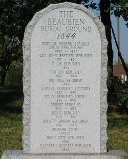 Beaubien Burial Ground