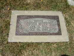 Orson Morris