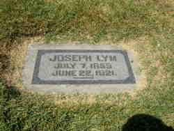 Joseph Lym