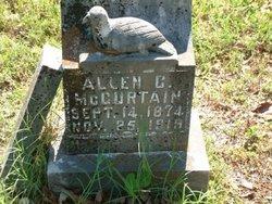Allen Cornelius McCurtain