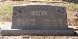 Ollie Marcellous Hall