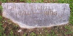John Thomas Brentlinger