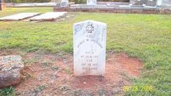 Col James Washington Jackson