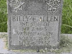 Billy E Allen