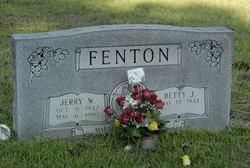 Betty J. Fenton