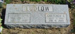 """Joseph Leland """"Jay"""" Ludlow"""