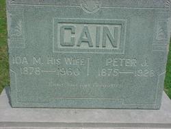 Peter Joseph Cain
