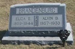 Eliza Ellen <I>Sharp</I> Brandenburg