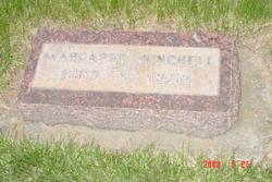 "Margaret ""Maggie"" <I>Miller</I> Winchell"