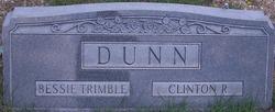 Bessie <I>Trimble</I> Dunn
