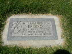 William Benbow Erekson
