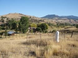 Mary Waterman Burial Site