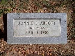 Jonnie Ethyl <I>Brewer</I> Abbott