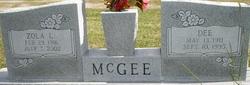 Dee McGee