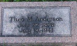 Theodore Marinus Anderson