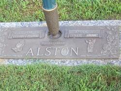 Anna R Alston
