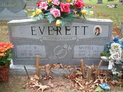 """Joseph Robert """"Joe"""" Everett"""