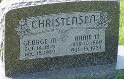George M. Christensen
