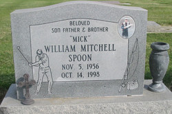 "William Mitchell ""Mick"" Spoon"