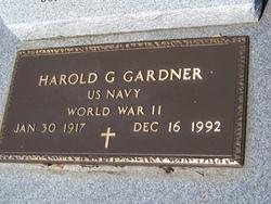 Harold George Gardner